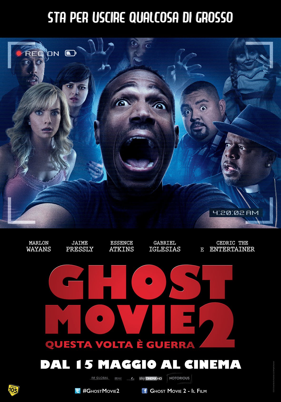 GHOST MOVIE 2 – QUESTA VOLTA È GUERRA