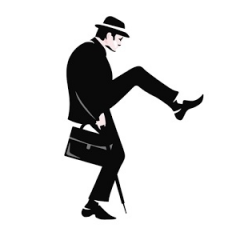 MINISTRY OF SILLY WALKS per WINDOWS