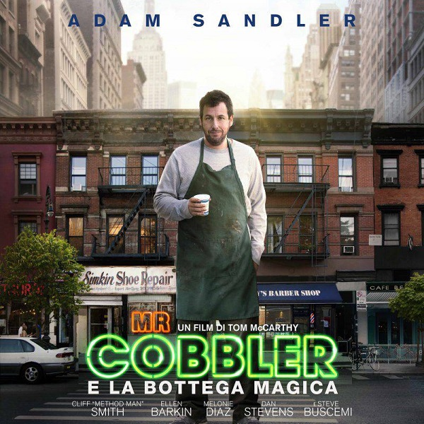 MR COBBLER E LA BOTTEGA MAGICA