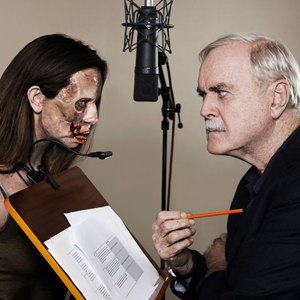 John Cleese The Walking Dead