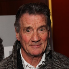 MICHAEL PALIN, 96 METE IN 25 ANNI